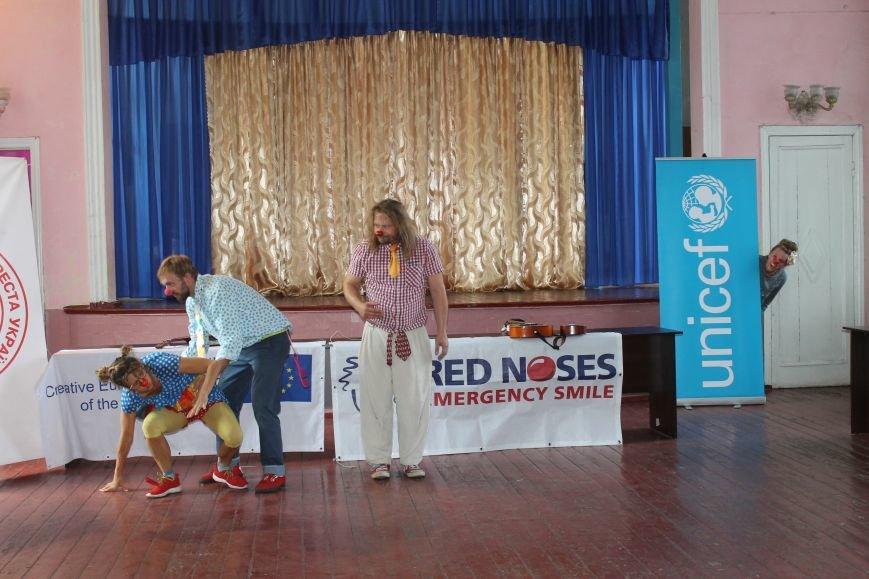 Red noses - лечение смехом в Новогродовке, фото-4