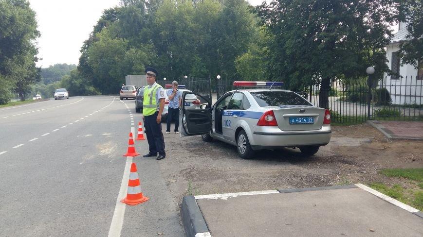 На дорогах Новой Москвы прошёл полицейский рейд «Ваш пассажир – ребёнок», фото-1