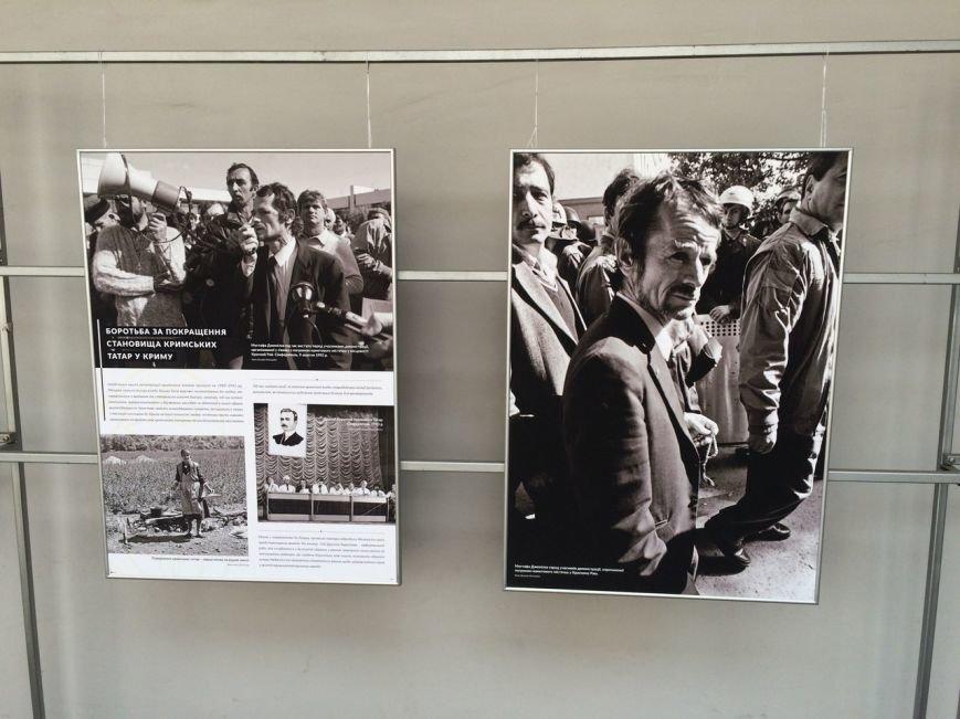 В Італійському дворику можна подивитися виставку про Муставу Джемільєва (ФОТО), фото-3