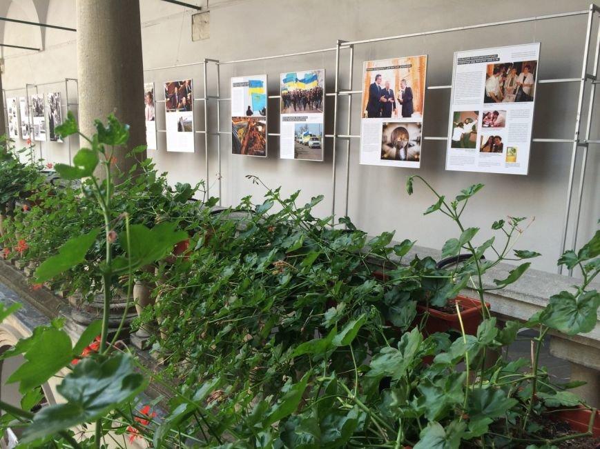 В Італійському дворику можна подивитися виставку про Муставу Джемільєва (ФОТО), фото-8