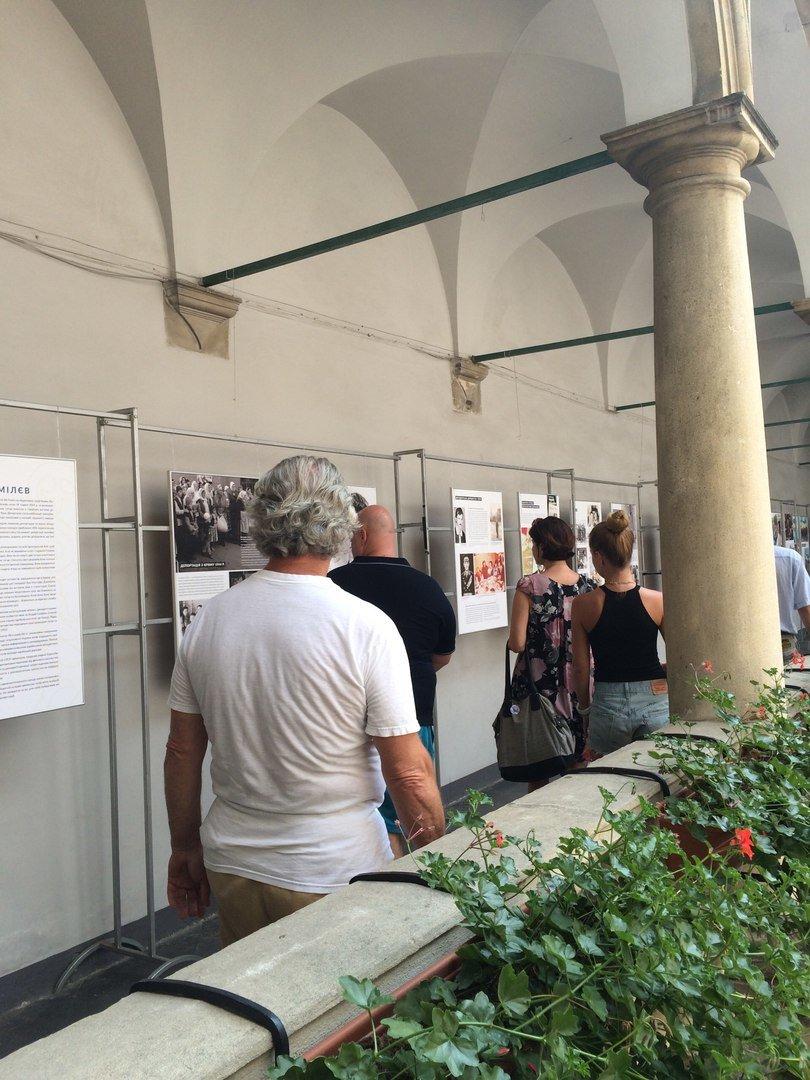 В Італійському дворику можна подивитися виставку про Муставу Джемільєва (ФОТО), фото-5