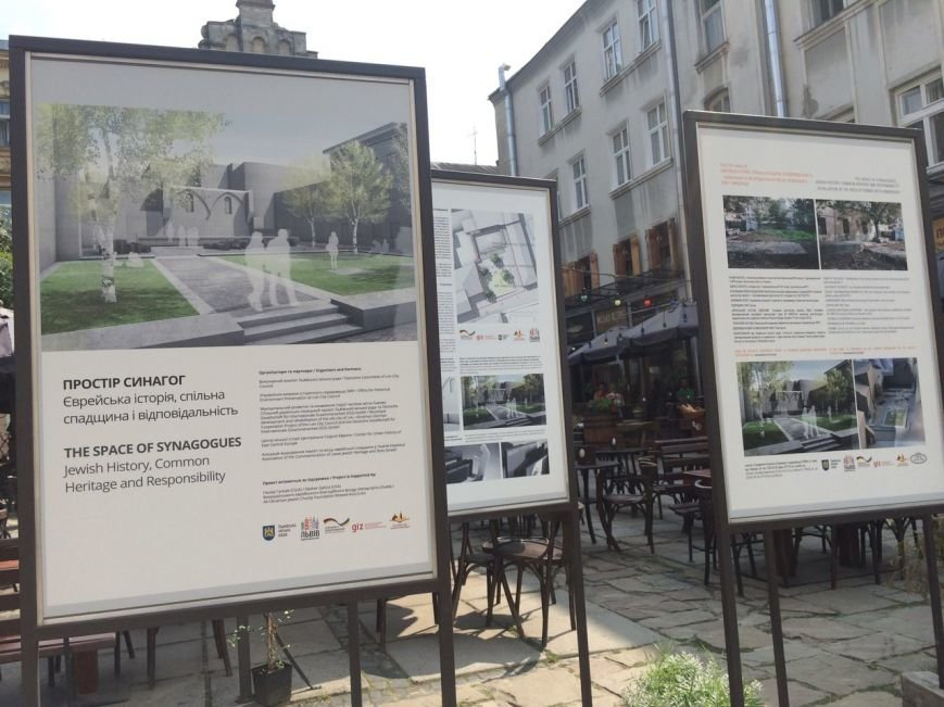 У єврейському кварталі Львова висадили перші дерева (ФОТО), фото-6