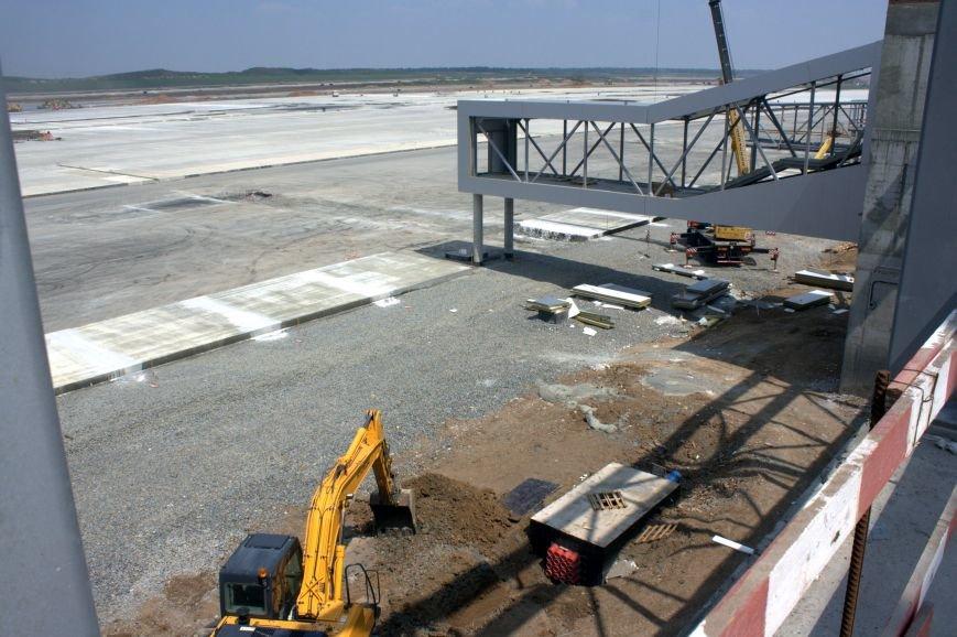 Новый ростовский аэропорт: рост не по дням, а по часам, фото-5