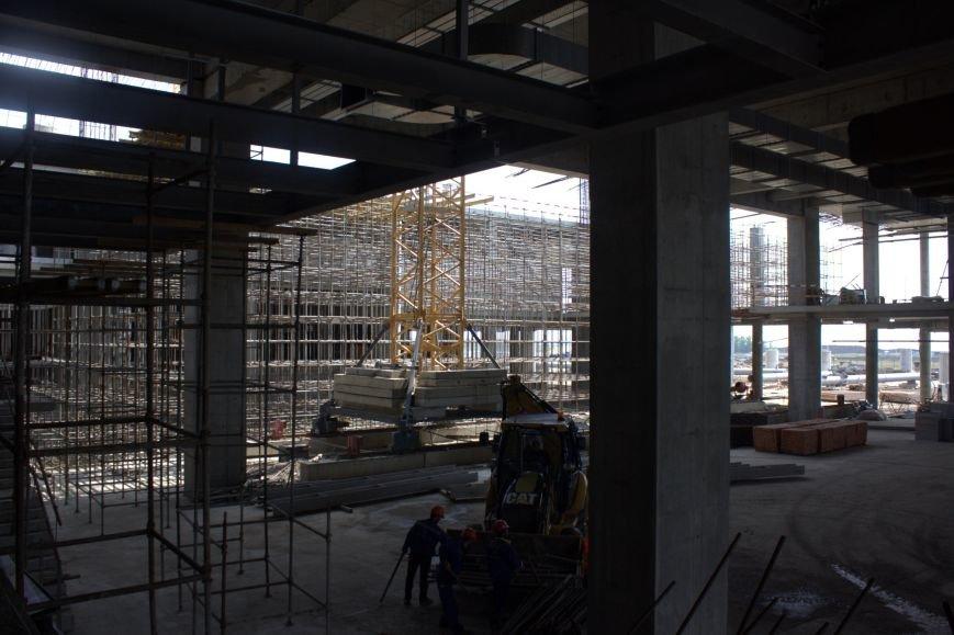 Новый ростовский аэропорт: рост не по дням, а по часам, фото-7