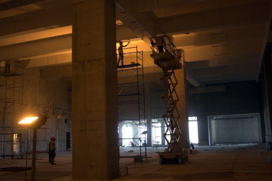 Новый ростовский аэропорт: рост не по дням, а по часам, фото-8