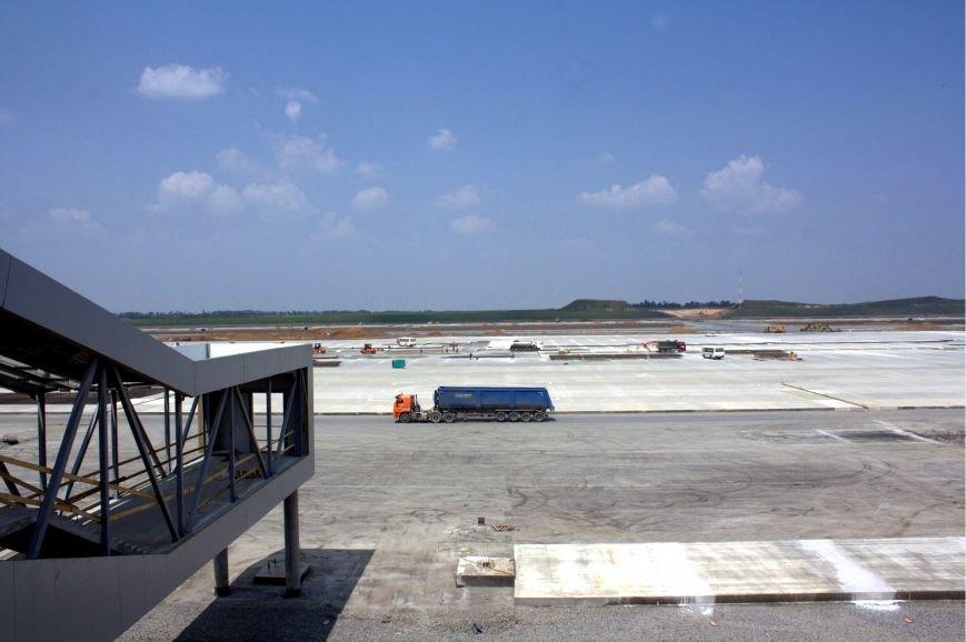 Новый ростовский аэропорт: рост не по дням, а по часам, фото-6