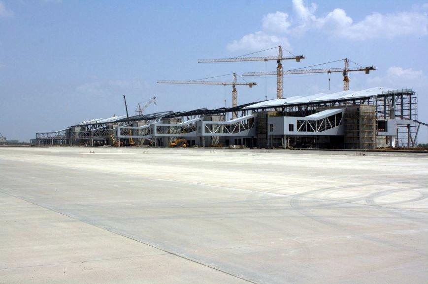 Новый ростовский аэропорт: рост не по дням, а по часам, фото-11