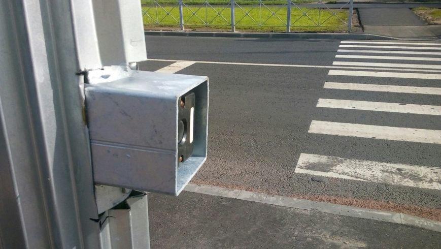 В Пушкинском районе заработают новые светофоры, фото-1