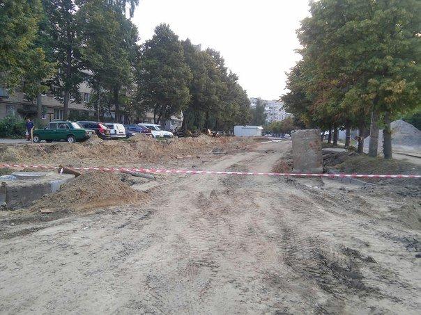 Як у Львові ремонтують вулицю Садову і за скільки (ФОТО), фото-2