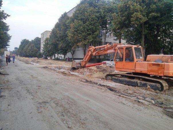 Як у Львові ремонтують вулицю Садову і за скільки (ФОТО), фото-1