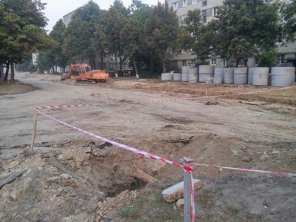 Як у Львові ремонтують вулицю Садову і за скільки (ФОТО), фото-3
