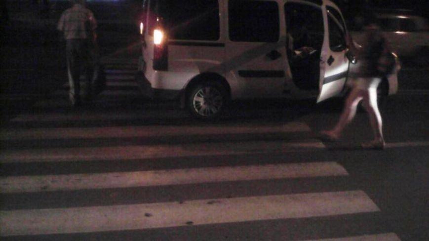 На Салтовке иномарка сбила двух детей (ФОТО), фото-3
