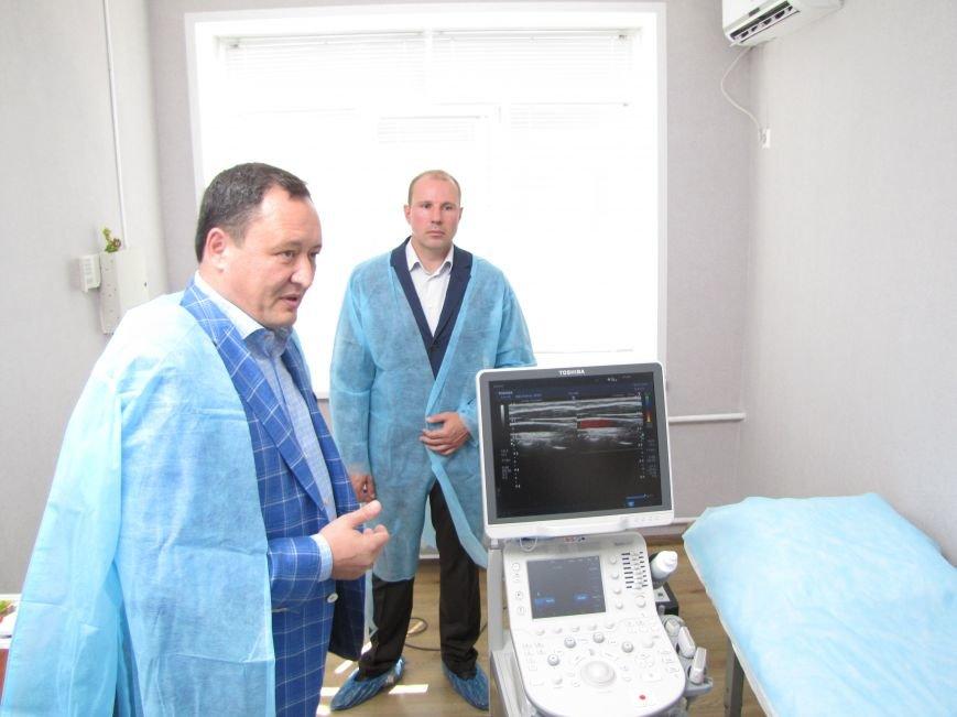 Благодаря японцам в Мелитополе появился новый УЗИ-аппарат, фото-2