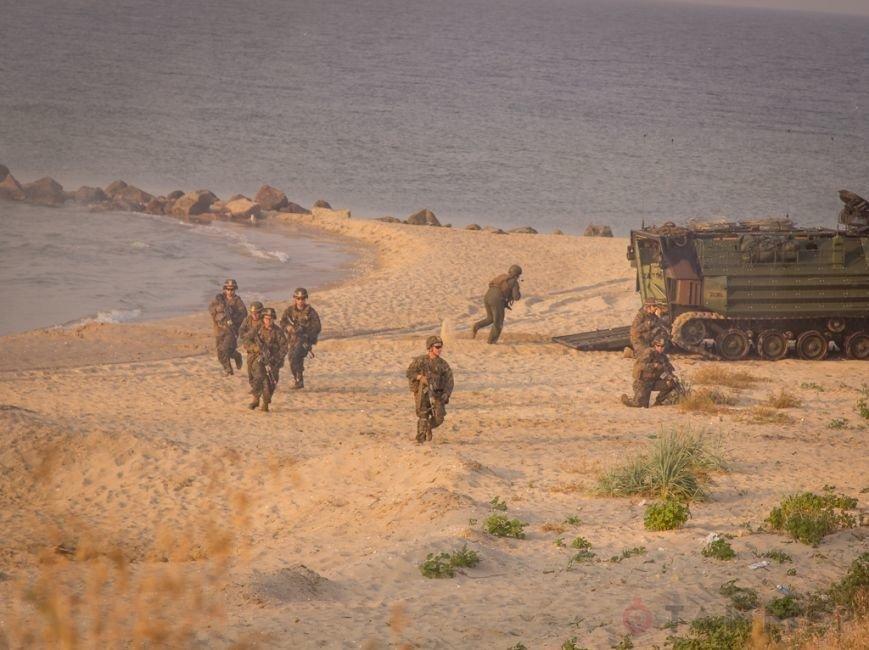 Морпехи США десантировались на побережье в Одесской области (фото), фото-3
