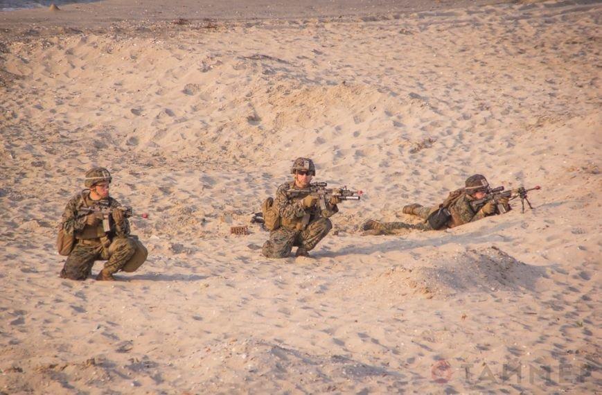 Морпехи США десантировались на побережье в Одесской области (фото), фото-4
