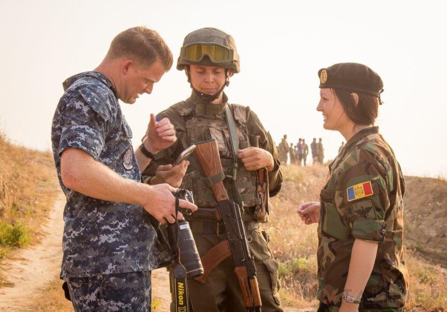 Морпехи США десантировались на побережье в Одесской области (фото), фото-8