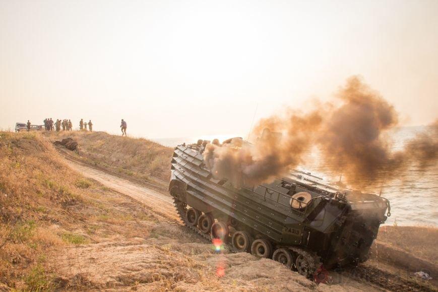 Морпехи США десантировались на побережье в Одесской области (фото), фото-5