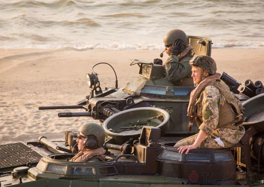Морпехи США десантировались на побережье в Одесской области (фото), фото-6
