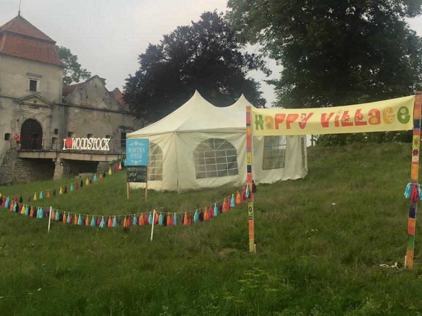 На території Свіржського замку стартує фестиваль Woodstock Ukraine 2016: що буде цікавого, фото-2