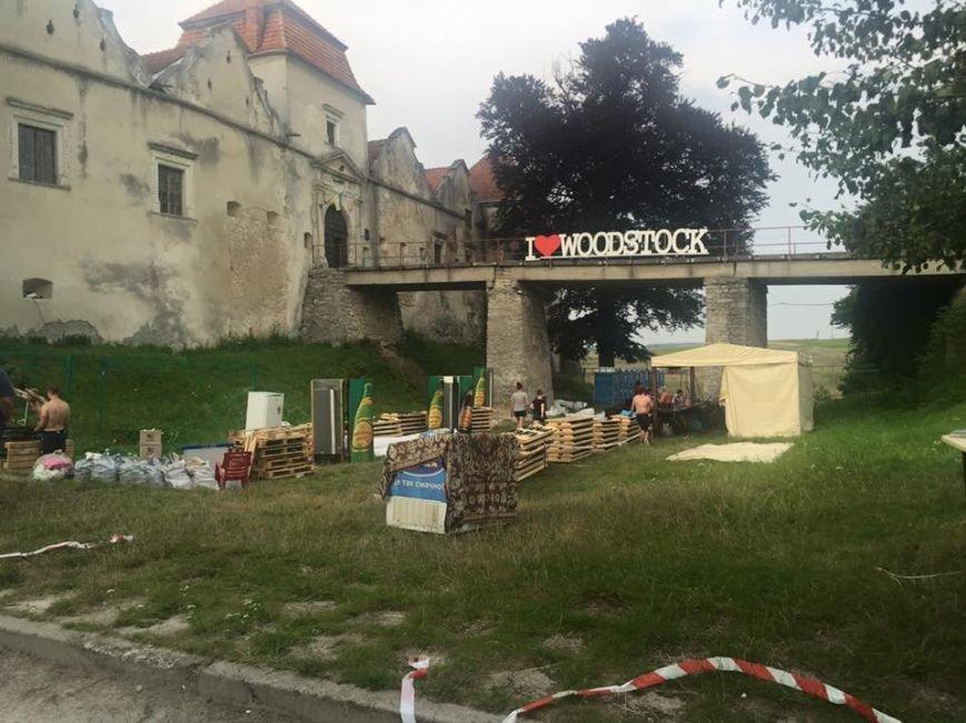 На території Свіржського замку стартує фестиваль Woodstock Ukraine 2016: що буде цікавого, фото-1