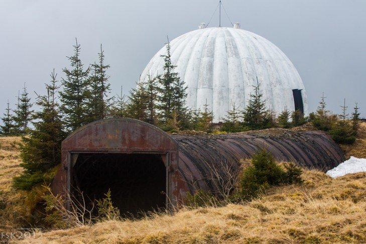 Як засекречена радіолокаційна станція в Карпатах стала туристичною принадою. Фото, фото-1