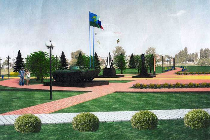В Старом Осколе в День ВДВ откроют памятник Маргелову, фото-1