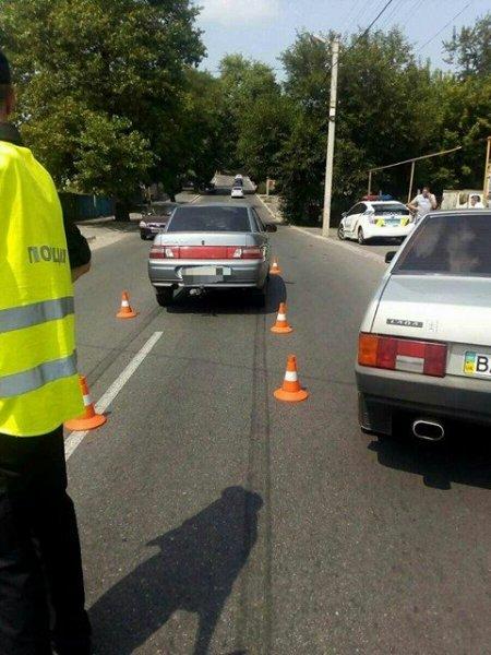 В Кропивницком автомобиль сбил человека (ФОТО), фото-2