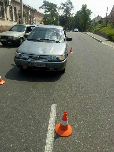В Кропивницком автомобиль сбил человека (ФОТО), фото-1