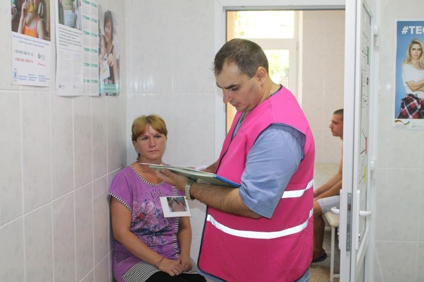 Врачи Бахмутской ЦРБ на практике «оказывали помощь» большому количеству пострадавших, фото-4
