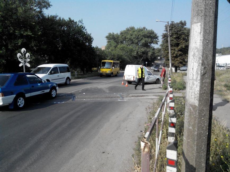 ДТП в Кропивницком: дрезина протаранила легковой автомобиль (ФОТО), фото-6