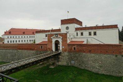 Ровно_-_замок_дубно1