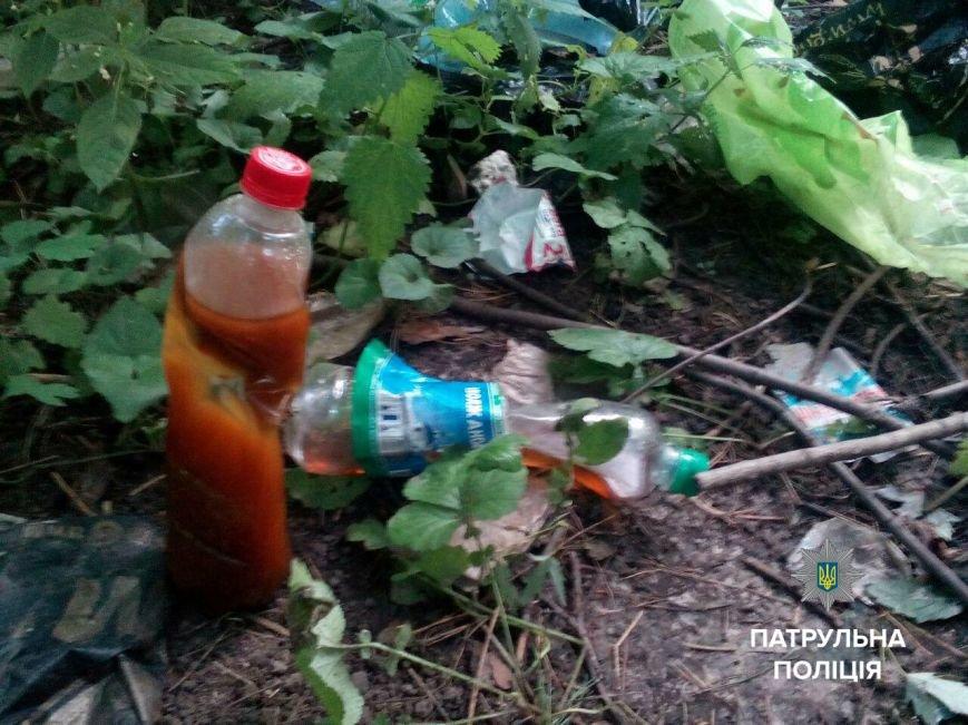 Патрульные Сум задержали мужчину за варкой «ширки» (ФОТО), фото-2