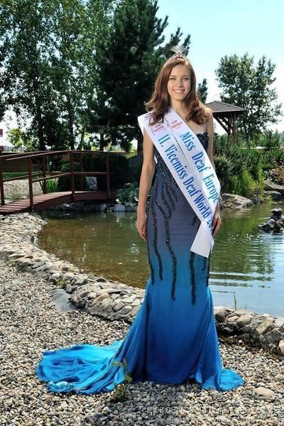 Прикарпатка стала віце-міс світу на конкурсі краси серед людей з обмеженими можливостями, фото-1