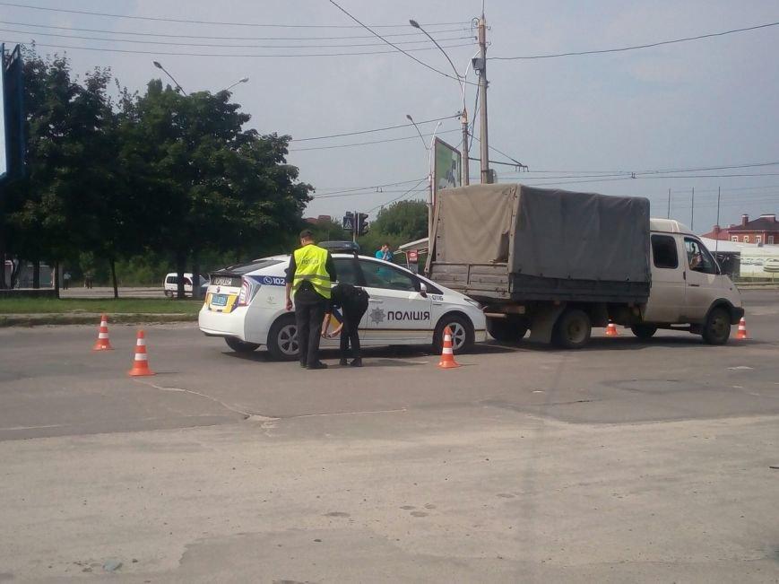 В Сумах снова произошла авария с участием полицейских (ФОТО), фото-1