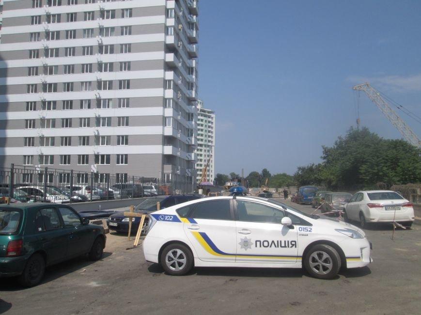 В Одессе под завалами от бетонной плиты находятся строители (ФОТО), фото-1