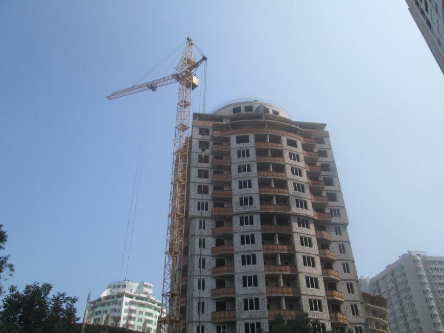 В Одессе под завалами от бетонной плиты находятся строители (ФОТО), фото-7