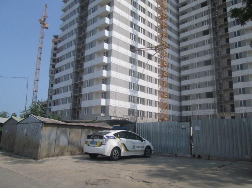 В Одессе под завалами от бетонной плиты находятся строители (ФОТО), фото-6