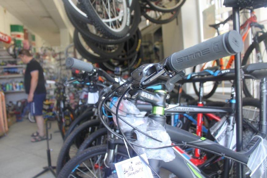 Як в Ужгороді крадуть велосипеди: фоторепортаж, фото-7