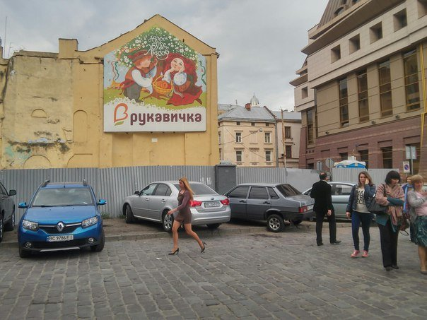 Львів'яни пропонують відновити пам'ятку архітектури на площі Адама Міцкевича (ФОТО), фото-3