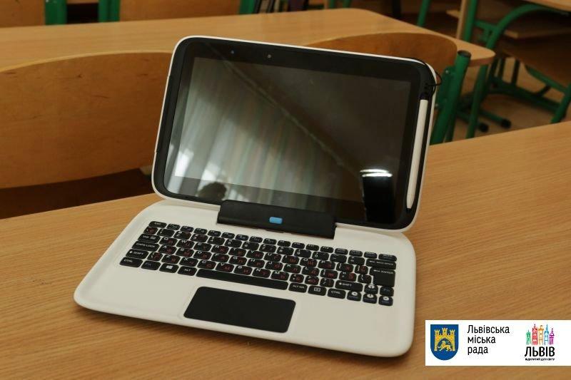 Учні львівської школи «Джерельце» у новому навчальному році матимуть планшети (ФОТО), фото-3