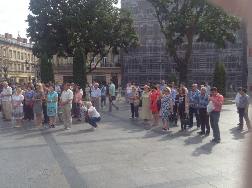 Як у Львові відзначили річницю хрещення Київської Русі (ФОТО+ВІДЕО), фото-4