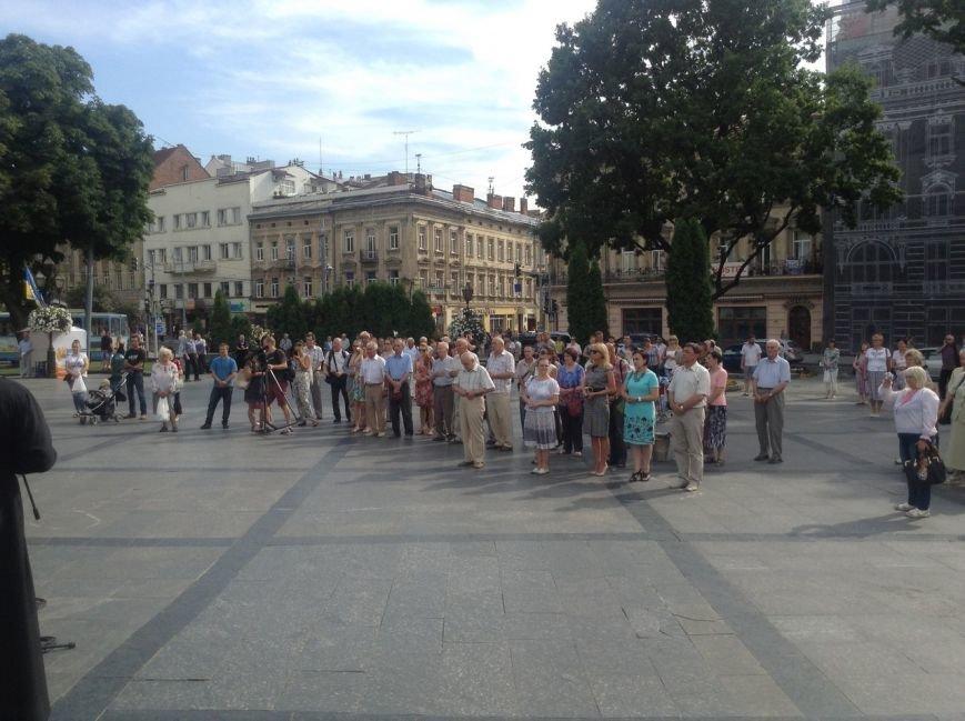 Як у Львові відзначили річницю хрещення Київської Русі (ФОТО+ВІДЕО), фото-5