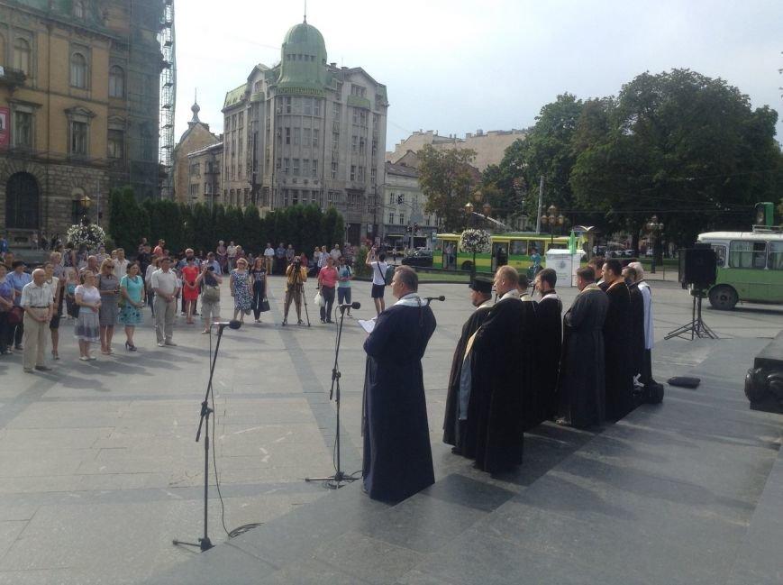Як у Львові відзначили річницю хрещення Київської Русі (ФОТО+ВІДЕО), фото-1