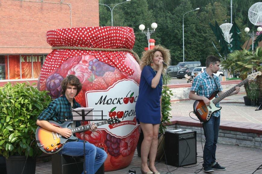 Концерт под открытым небом Новой Москвы: Soul&Peppers выступили в Троицке, фото-5