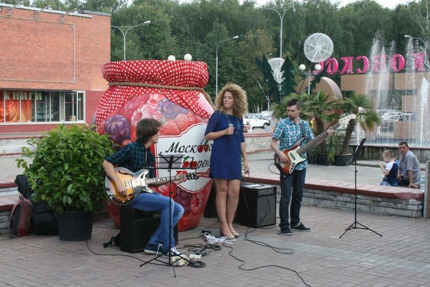 Концерт под открытым небом Новой Москвы: Soul&Peppers выступили в Троицке, фото-4