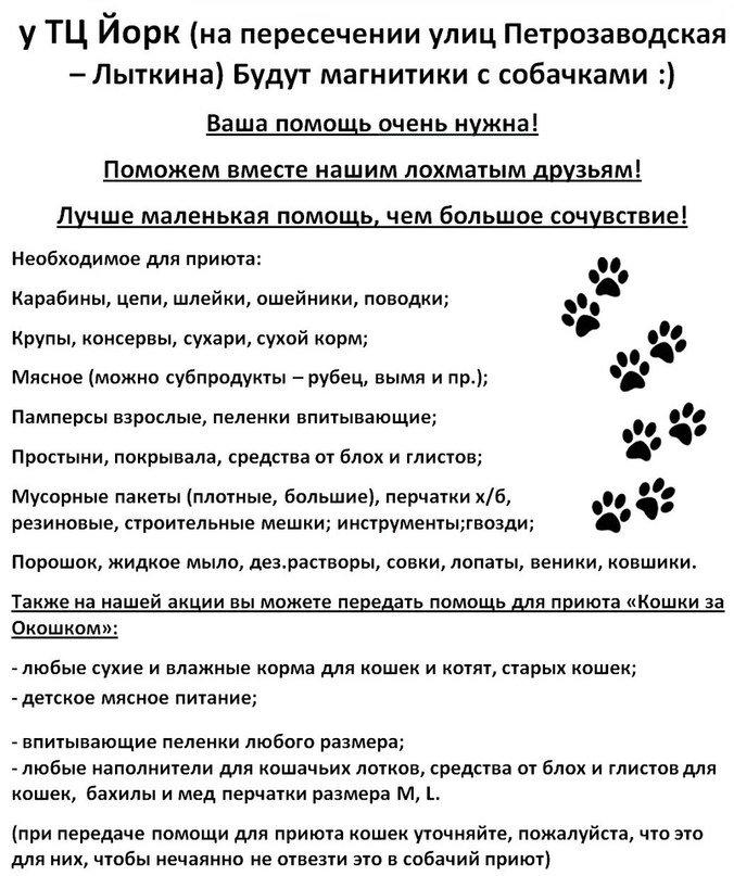 """Магнитики с собачками в обмен на помощь сыктывкарскому приюту """"Друг"""", фото-1"""