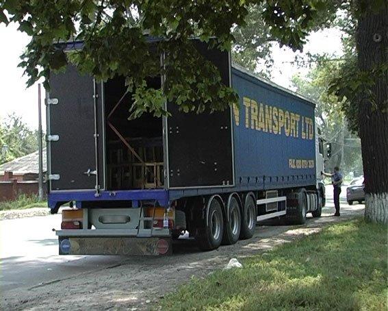 В Сумах задержали фуру, которая перевозила 8 тонн фальсифицированной водки (ФОТО), фото-2