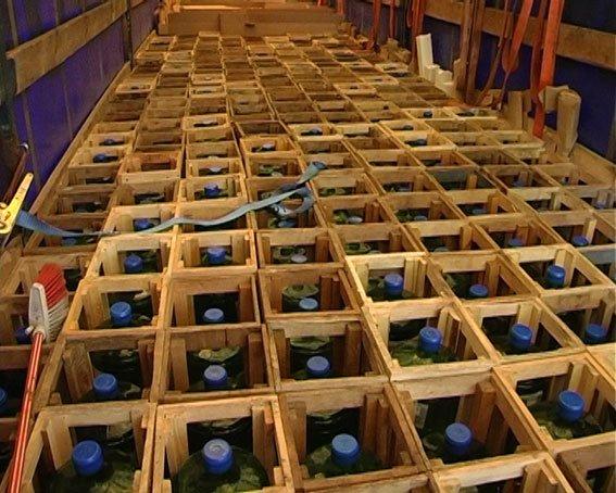 В Сумах задержали фуру, которая перевозила 8 тонн фальсифицированной водки (ФОТО), фото-1