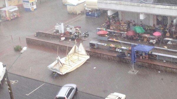 дождь гомель7