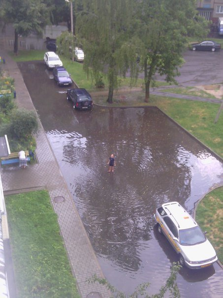 дождь гомель9
